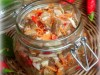 «Грибная» закуска из баклажанов