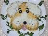 Салат  Новогодняя собака