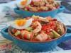 Салат-закуска с морепродуктами(испанская кухня)