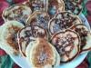 Орловские оладушки с ягодами