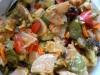 Запеченно-маринованые овощи
