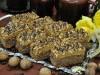 Ореховые пирожные с кофейным кремом
