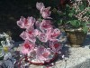 Цветы из бисера (выставка цветов в г. Киев)